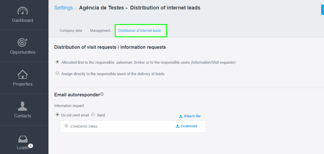 eGO Academy  » How to activate the automatic reply emails to